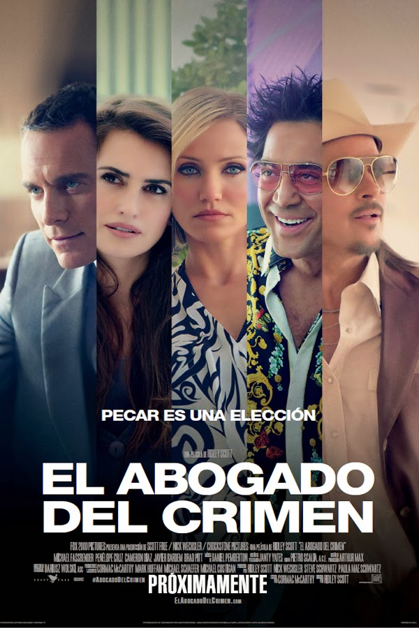 El Abogado Del Crimen – BRRIP LATINO