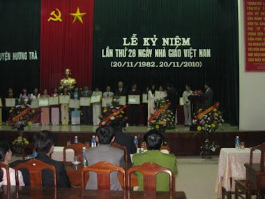 Tặng thưởng CSTĐ cấp tỉnh 2010