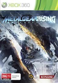 Capa novo 3 Download Metal Gear Rising: Revengeance 2013 Xbox 360  JOGO