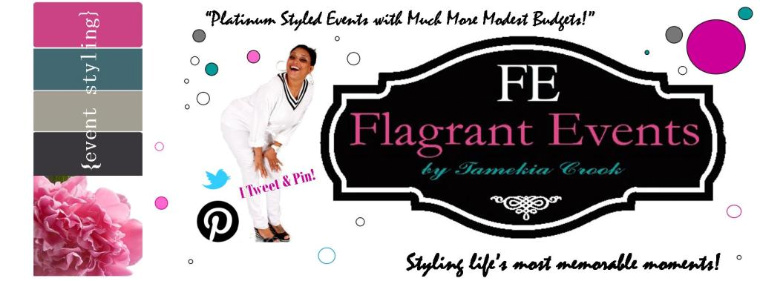 Flagrant Events by Tamekia Crook