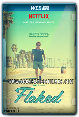 Flaked 1ª Temporada (2016) Torrent – WEB-Rip 720p Dual Áudio
