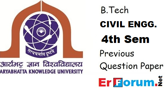 Osmania University Question Papers Previous - 2018