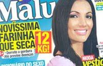 A revista Malu mantém a coluna semanal Papo Cabeça de Eliana Barbosa
