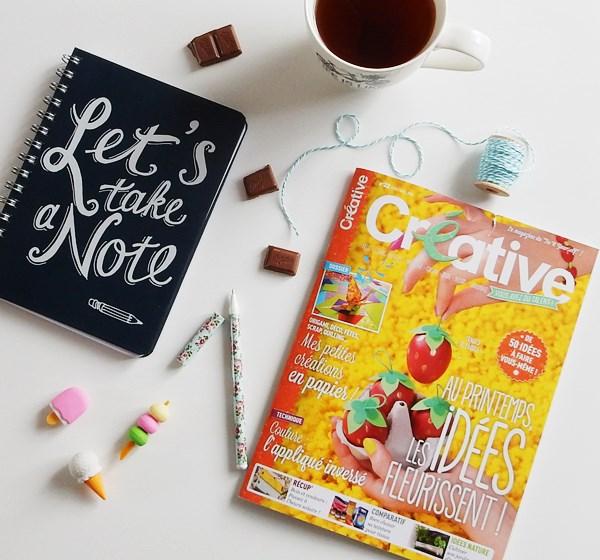 Les p'tites créa' dans Creative