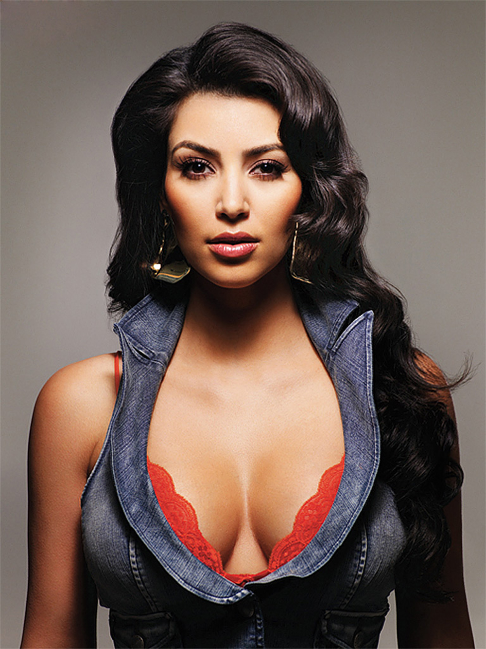 Kim Kardashian Haircut 02