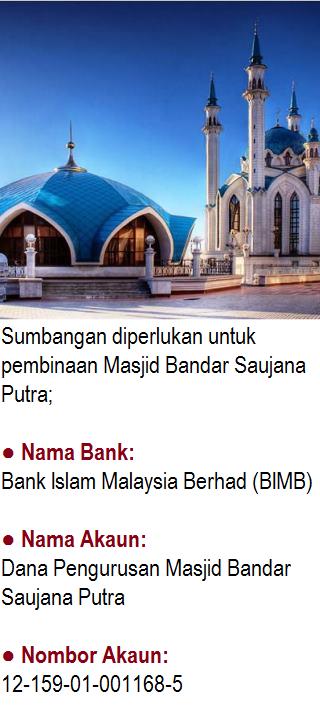 Masjid Bandar Saujana Putra