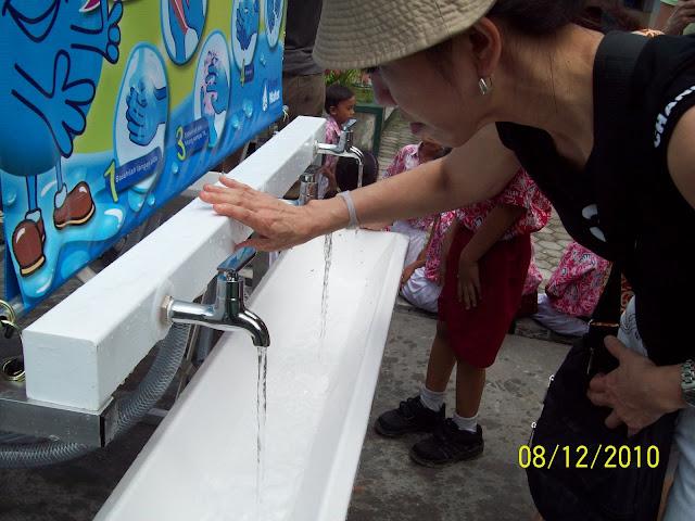Instalasi Air Bersih Yogjakarta Sudah Bisa Dipakai