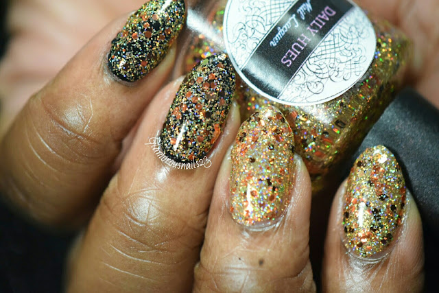Daily Hues Nail Lacquer LE #16 September/October Bi-Monthly Box Duo