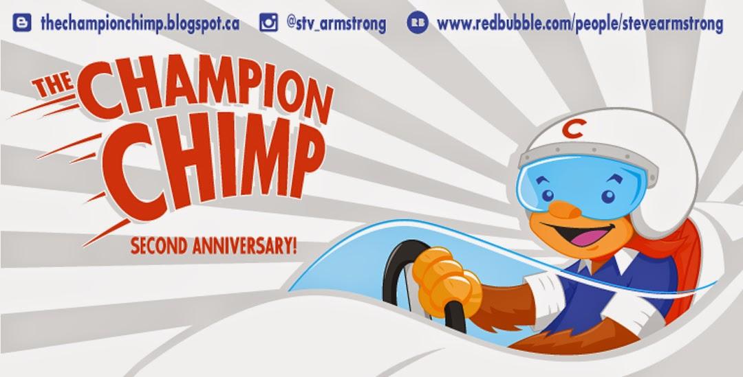 The Champion Chimp
