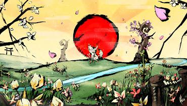 #2 Okami Wallpaper