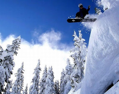 Crazy Snowboard Jumps