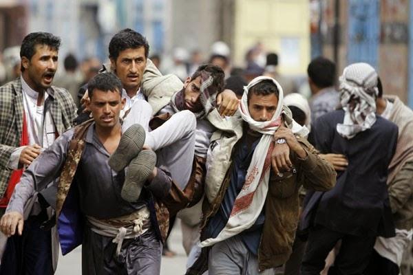 Houthi bersenjata kepung kediaman PM Yaman di Sanaa