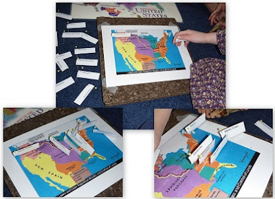 Famous Rivers and Lakes in the USA - Geography Activity