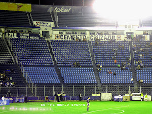 Estadio Azul, Ciudad de Mxico, DF