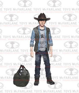 McFarlane Toys The Walking Dead Series 4 - Carl Grimes Figure