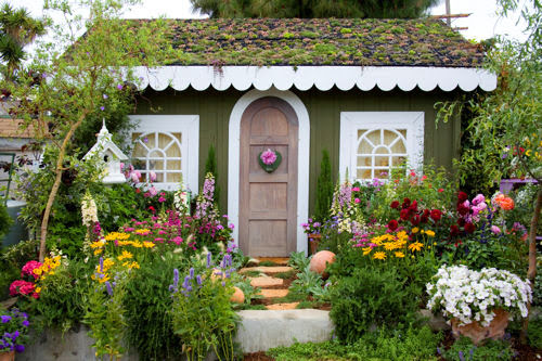 Small Backyard Cottage Ideas Backyard Design Ideas