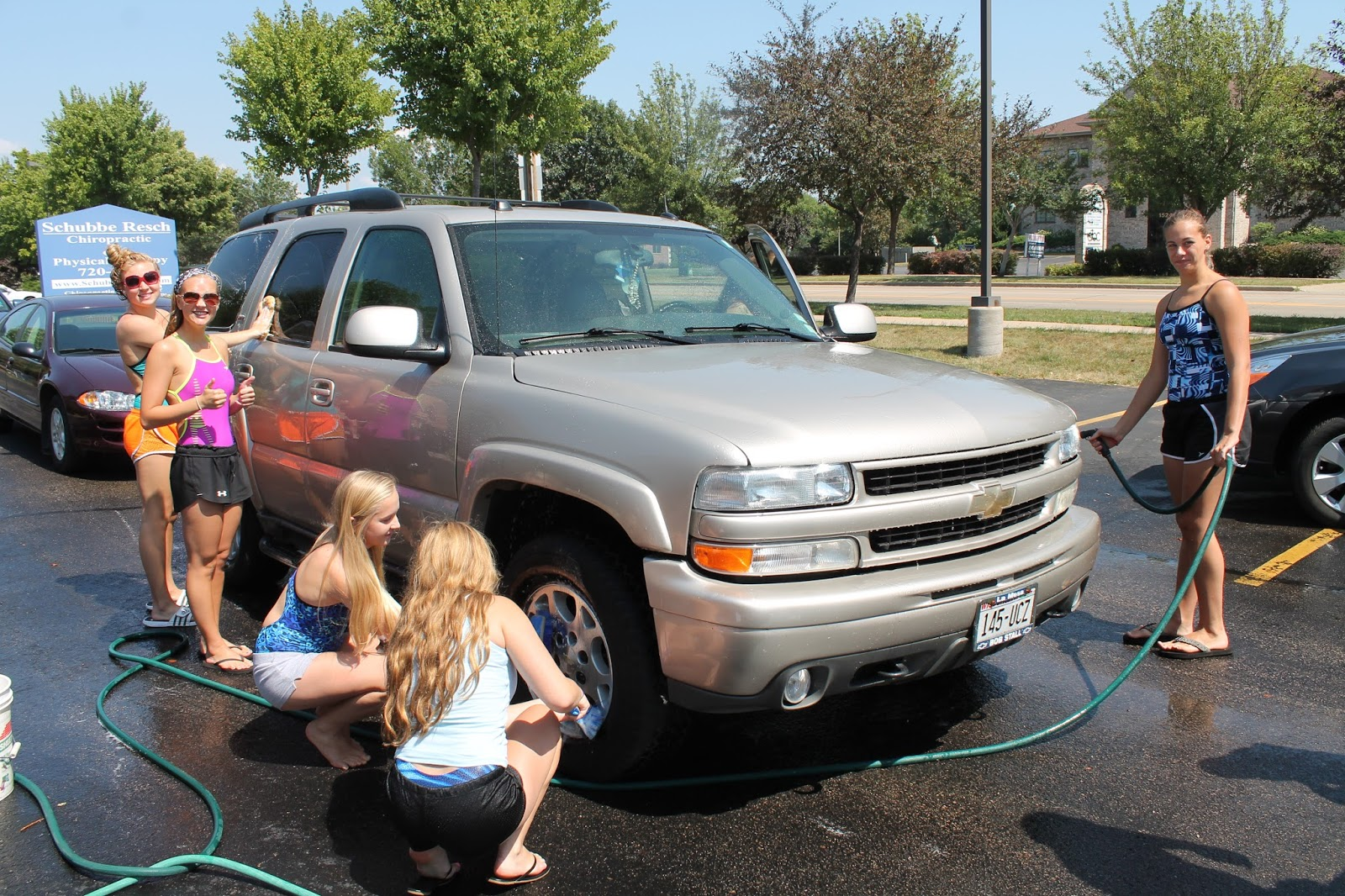 Bring It On Car Wash