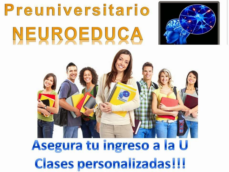 Preuniversitario NeuroEduca Quito