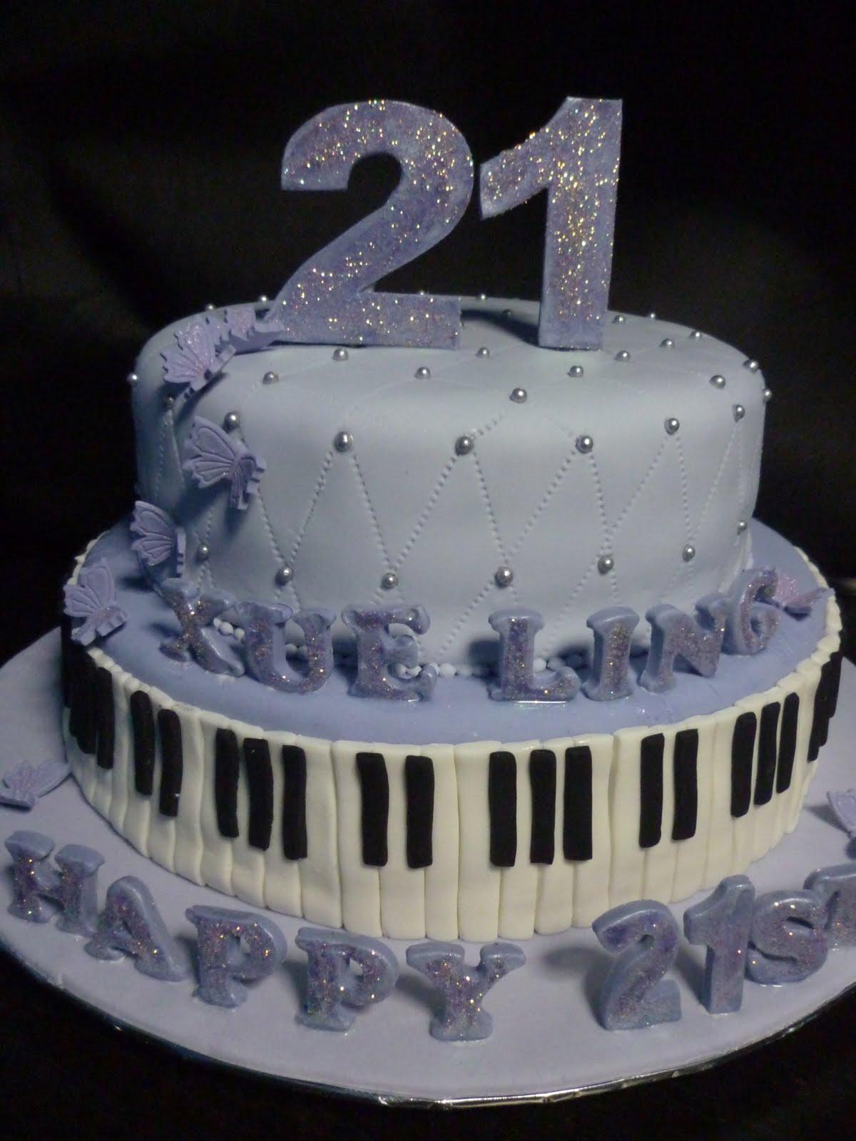 A Little Taste of Heaven: Music Lover s 21st Birthday