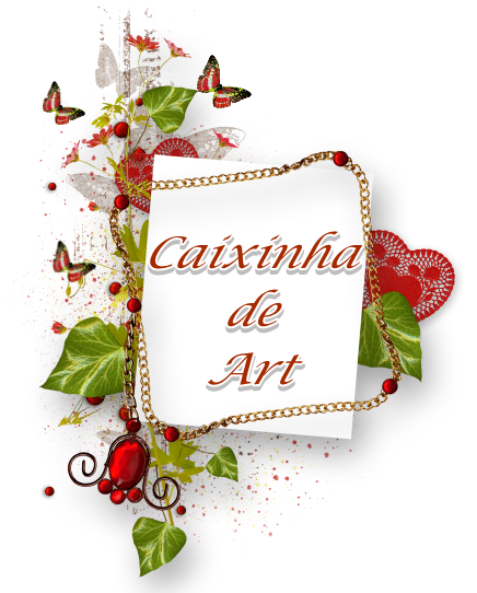 Caixinha de Art
