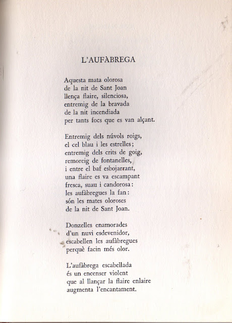 Pensaments i mem ries d una rosa d abril l auf brega la - Amor en catalan ...