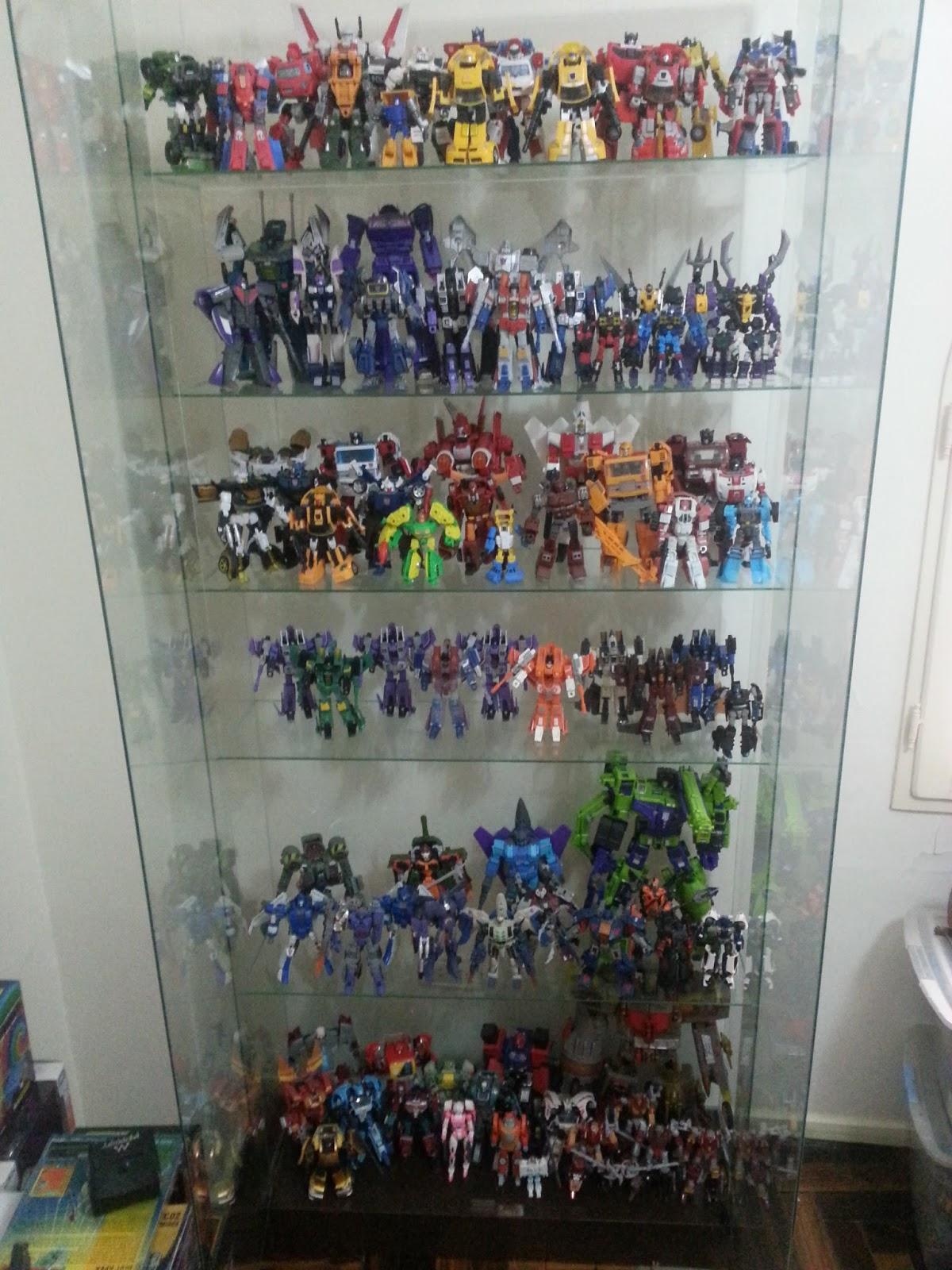 Blog Transformerscom Vitrina Para La Colección