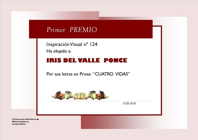 1er LUGAR INSP- VISUAL No.124