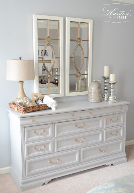 the houston house how to pick gray paint. Black Bedroom Furniture Sets. Home Design Ideas