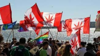 Canada a legalizat marijuana în scop recreativ
