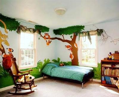 Desain Rumah Minimalis dengan Tema Hewan