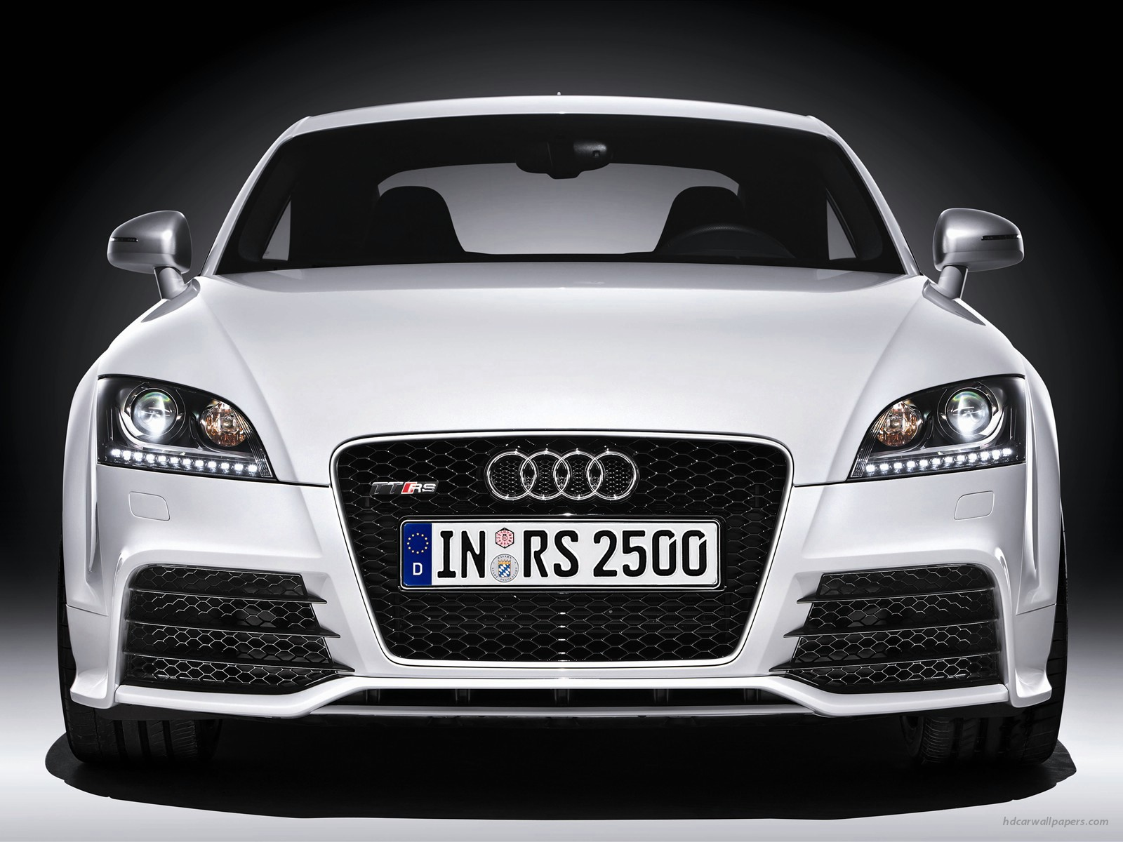 Audi Tt-Rs Hd Wallpaper