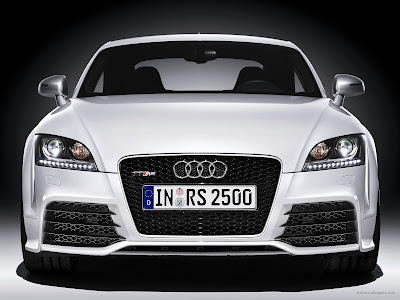 AUDI TT-RS HD WALLPAPER