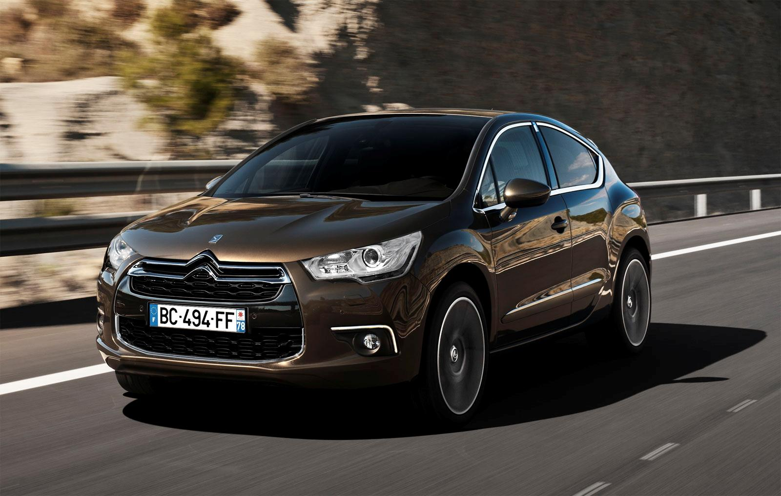 citroen ds4 2012 hottest cars today. Black Bedroom Furniture Sets. Home Design Ideas