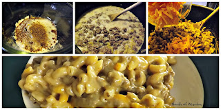 Homemade Hamburger Helper from Just North of Wiarton & South of the Checkerboard