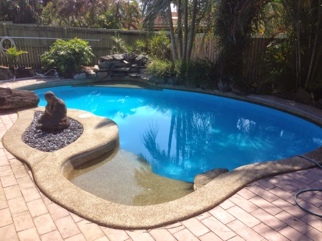 Swimming pool liners pool liners how to maximise their life for Life of pi swimming pool