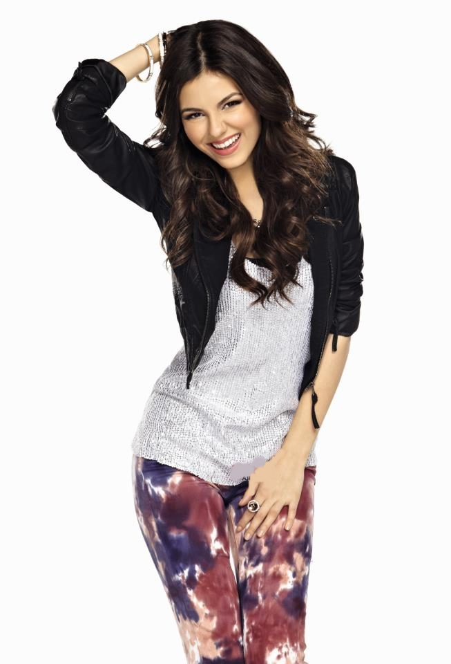 Victoria Justice Photoshoot Victorious