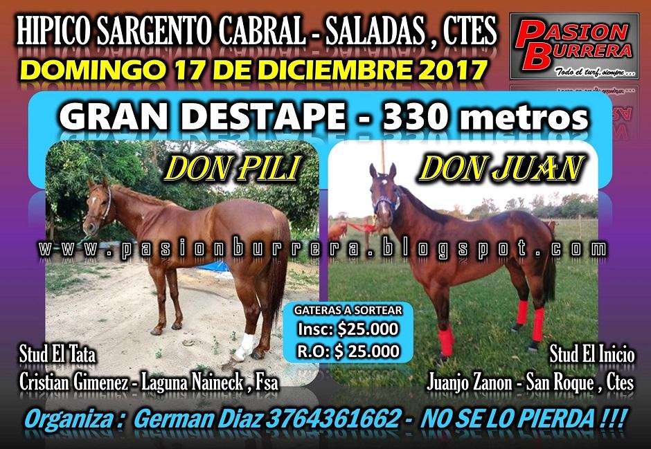 SALADAS 17 - 330 - DESTAPE