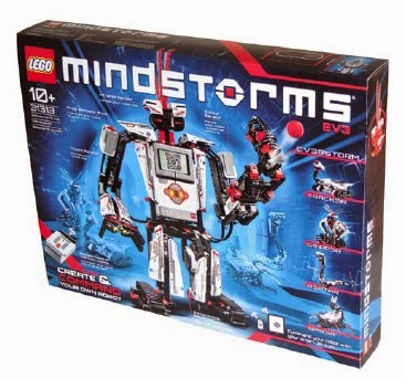 The LeGology-Robotic Realm: Book Review: The LEGO Mindstorms EV3 ...