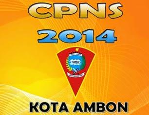 Pengumuman Nama-Nama Yang Lulus CPNS Kota Ambon 2014