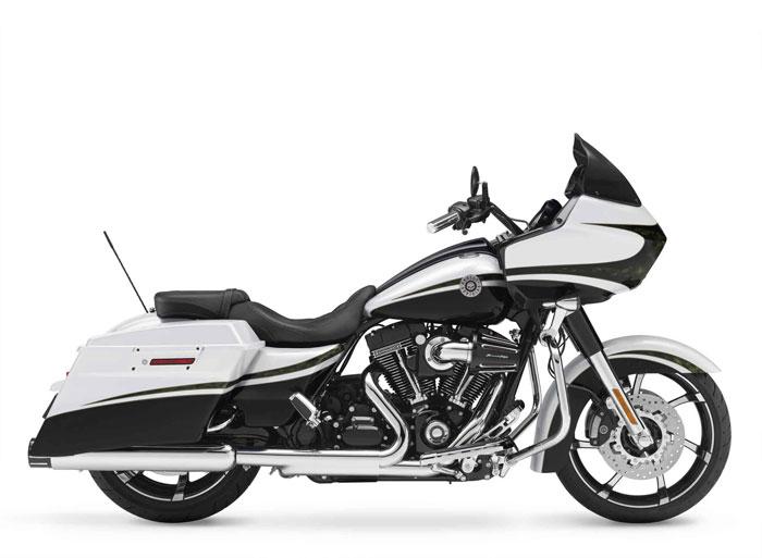 2012 Harley Davidson FLTRXSE CVO Road Glide Custom White Gold Pearl