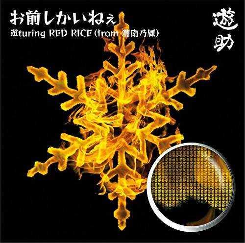 [Single] 遊助 – お前しかいねぇ 遊turing RED RICE(from湘南乃風) (2015.12.02/MP3/RAR)