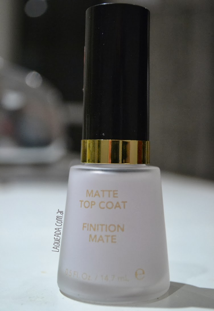 Revlon - Matte Top Coat