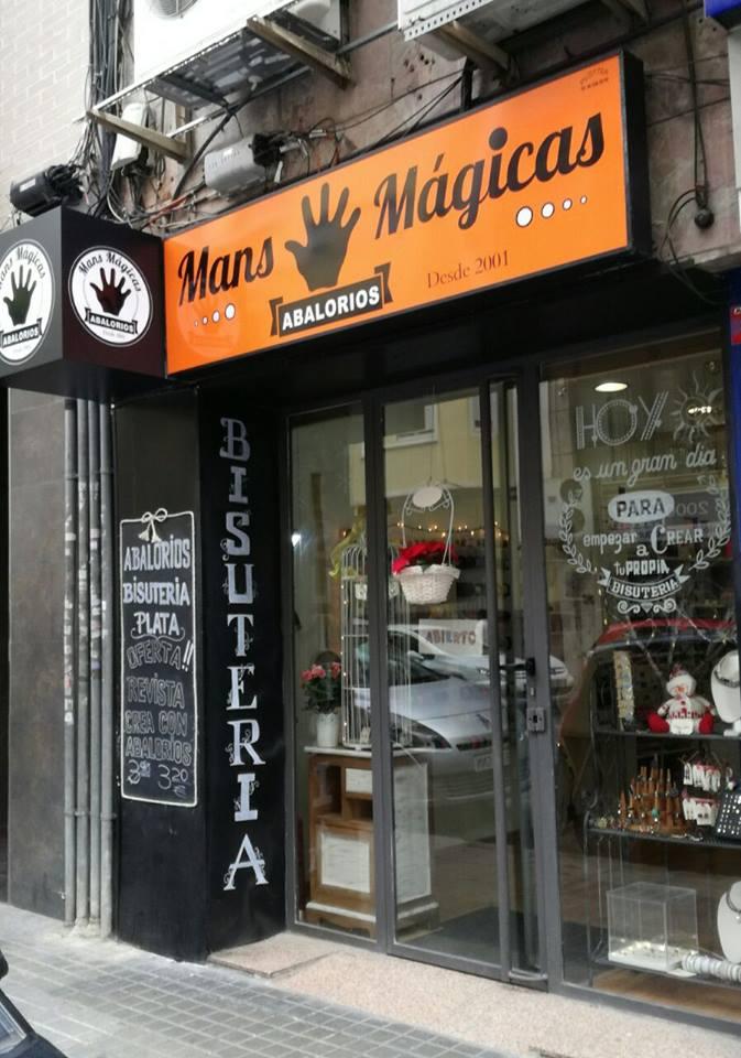 Nueva tienda en c/ Blas Valero, 2 Elche