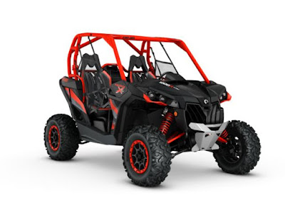 Can-Am Maverick X rs 1000R Turbo