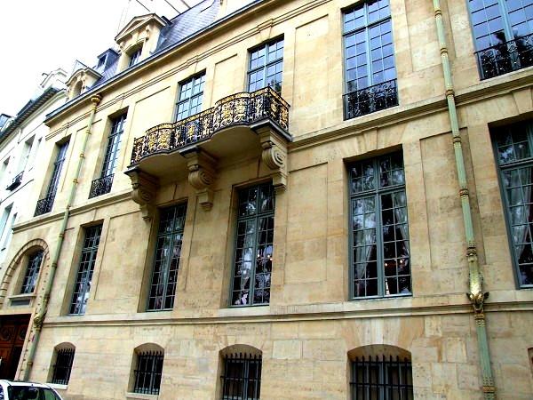 Loveisspeed the h tel de lauzun on the quai d 39 anjou le saint louis paris is the - Hotel ile saint louis ...