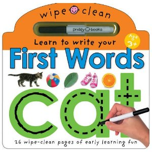 Learn to Write Your Letters (Board Book) - Walmart.com