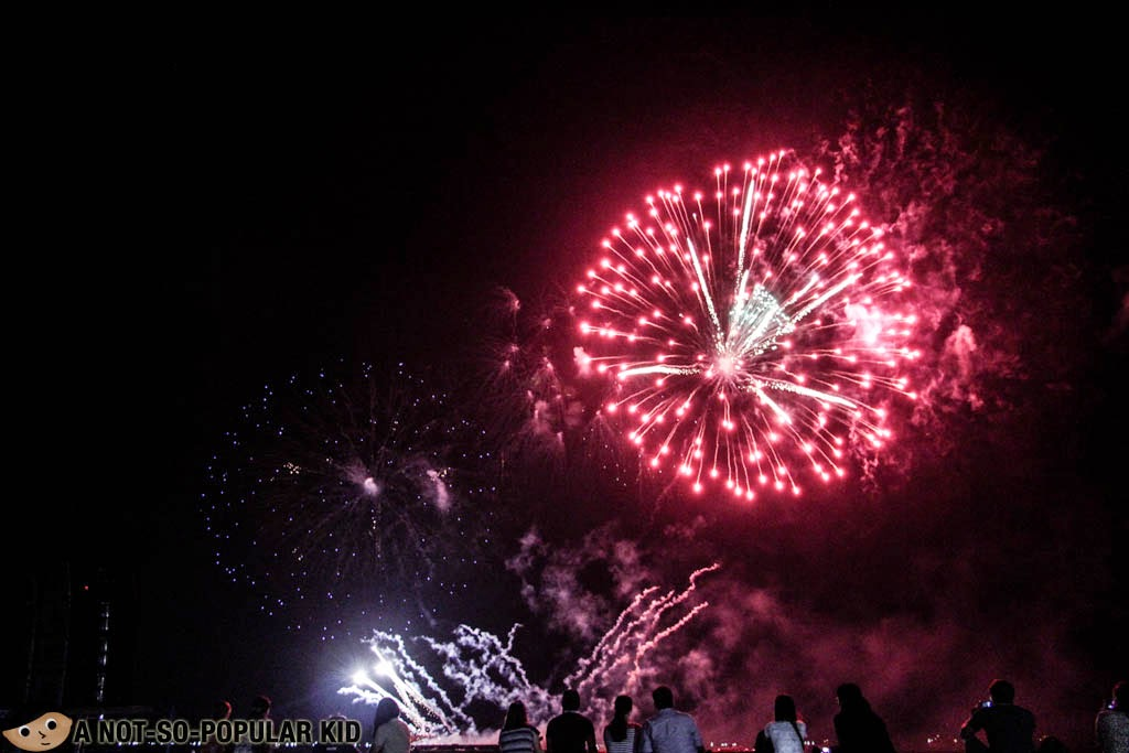 The 6th Pyromusical Competion in the Philippines