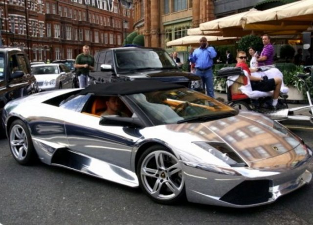 Most Beautiful Chormed Cars Seen On www.coolpicturegallery.us
