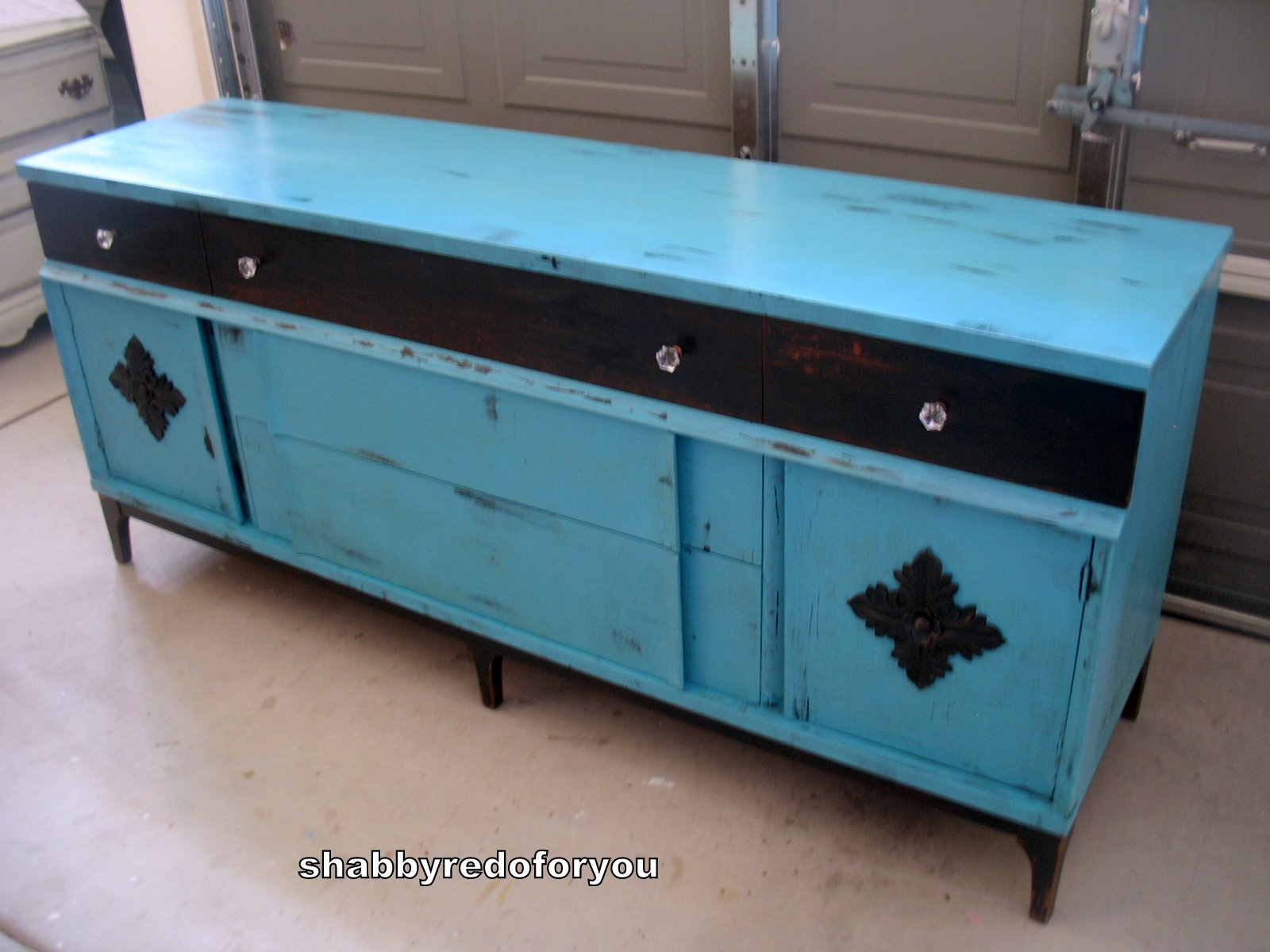glass knobs and 2 wood appliques gave it a new look cadenza furniture