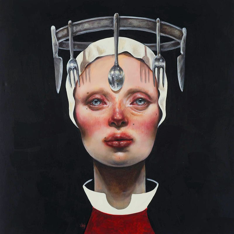 nuncalosabre.Pintura. Painting - Afarin Sajedi